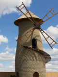 One old mill. photo Royalty Free Stock Photo