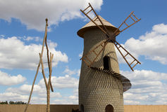 One old mill. photo Stock Photo