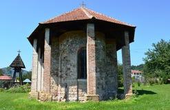 Old Serbian Orthodox Church. One old Serbian Orthodox Church stock images