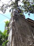 Liloan Cebu Old Chruch. One of the oldest church in cebu. Lilioan is one of the town in cebu Stock Photos