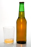 One Ounce of Beer Stock Images