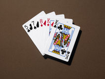 One Pair of Kings Stock Image