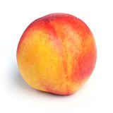 One peach Stock Photo