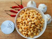 Cornick - A native Philippine snack Royalty Free Stock Photography