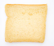 One piece of bread Royalty Free Stock Photography