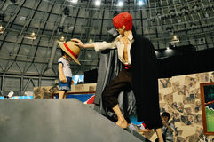 One Piece Grand Arena Tour 2012 (Fukui) Royalty Free Stock Images