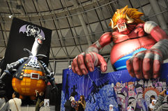 One Piece Grand Arena Tour 2012 (Fukui) Stock Images