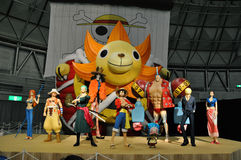 One Piece Grand Arena Tour 2012 (Fukui) Royalty Free Stock Photo