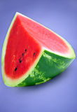 One piece of watermelon Royalty Free Stock Photos