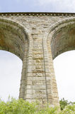 One pillar of Cefn viaduct Royalty Free Stock Image