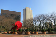 One Police Plaza Stock Photography