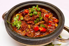 one pot beef Royalty Free Stock Photos