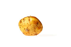 One potato Royalty Free Stock Photo