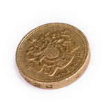 One pound sterling Stock Photography