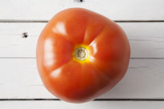 One red tomato Stock Images