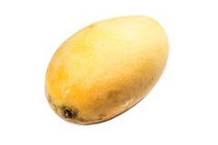 One Ripe Mangoes Royalty Free Stock Photos