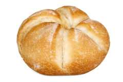 One roll bread Royalty Free Stock Photography