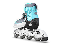 One roller skate Royalty Free Stock Photos