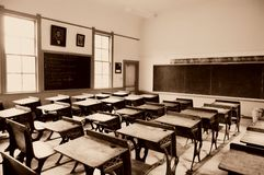 One Room School royalty free stock images