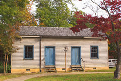 One Room Schoolhouse Royalty Free Stock Photography