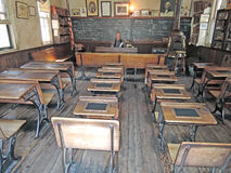 One Room Schoolhouse Royalty Free Stock Photo