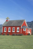 One room schoolhouse, Northern CA Stock Photography