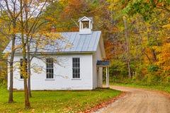 One Room Schoolhouse Stock Image