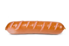 One sausage Royalty Free Stock Photography