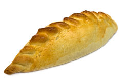 One sausage roll Royalty Free Stock Photography