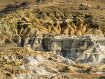 Paint Mines, Calhan, Colorado Stock Photography