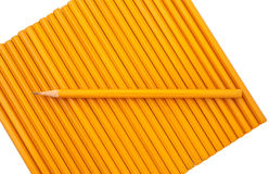 One sharp pencil Stock Photography