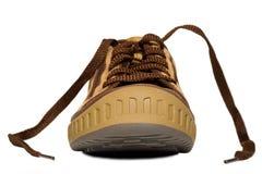 One shoe. Stock Image
