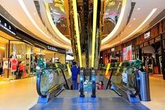The one shopping mall, hong kong Stock Photos