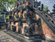 One of the shrine at Pura Mayura, Lombok Royalty Free Stock Photos