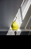 One single pear Royalty Free Stock Photo