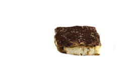 One slice tiramisu Stock Photo
