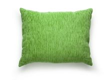 One soft pillow Royalty Free Stock Photography
