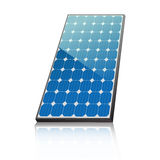 One solar panel Royalty Free Stock Photography