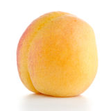 One sweet peach Stock Photography