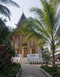 One of the temples in Luang Prabang Stock Images
