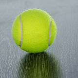 One tennis ball Stock Photo