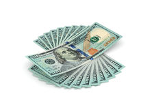 One thousand dollars Stock Image