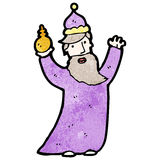 One of the three kings cartoon Stock Photo