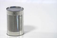 One tin can Royalty Free Stock Photos