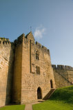 One Tower Of The Castle Royalty Free Stock Images