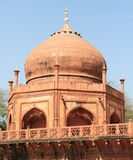 One of towers in agra fort Stock Photography