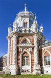 One of the towers of the palace in Tsaritsyno Stock Photos