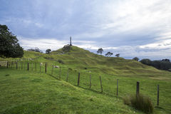 One Tree Hill, Auckland, New Zealand Stock Photo