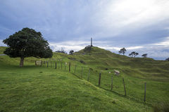 One Tree Hill, Auckland, New Zealand Stock Images