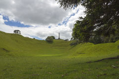 One Tree Hill Park Auckland New Zealand Royalty Free Stock Image